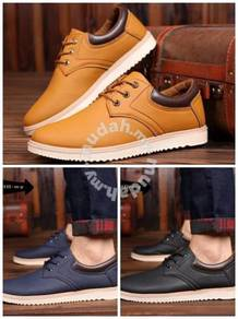 Fashion Casual Comfort waterproof Leather Shoes113