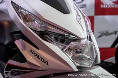 Honda scoter dep0 r.m1 beat 110cc bayaran kedai