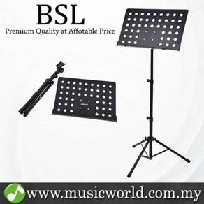 Bsl p-06 conductor stand adjustable heavy duty mus