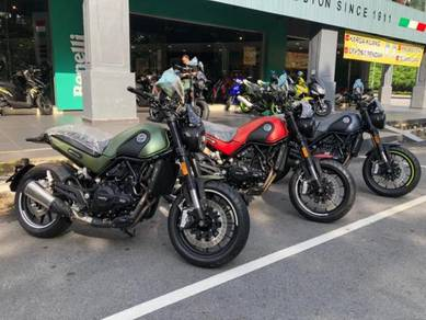 Benelli Leoncino 500 ABS