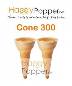 Kon aiskrim ais krim Ice Cream Cone 300