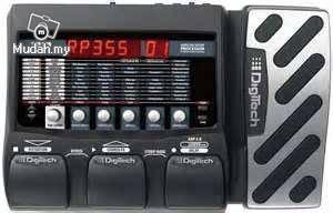 Digitech RP 355 rp-355 Guitar Multi Effect Pedal