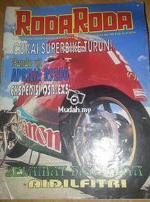 Roda-roda keluaran mac 1995