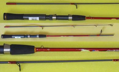 BERKLEY RED_HOT 5 Feet Fishing Rod / Joran Pancing
