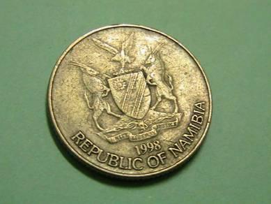 1 Namibia (1998)