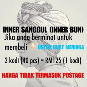 INNER SANGGUL (INNER BUN) by Qhaturah Collections