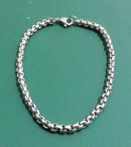 Bracelet (3mm Stainless Steel)
