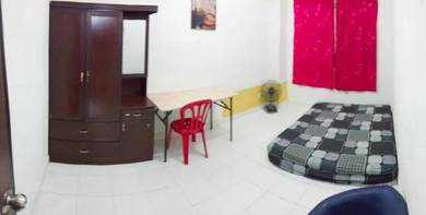 Furnished room Near Seputeh, Midvalley, Old Klang Road, OUG