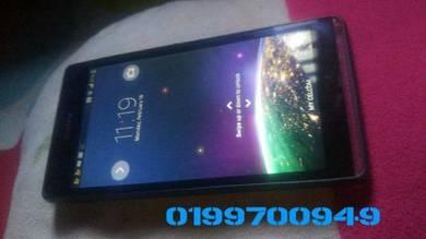 Sony XPERIA sp 16gb 4g