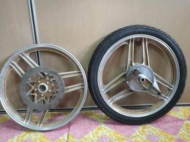 Rim Honda Rider