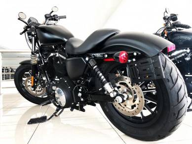 2015 Unregister Harley Davidson Iron 883 US Spec