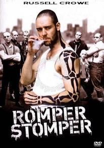 Poster ROMPER STOMPER SKINHEAD