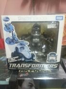 Disney Label Donald Duck Transformer