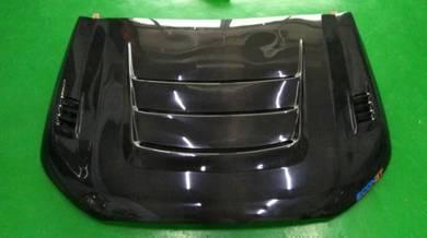 Ford ranger t7 carbon fibre bonnet bonet thailand
