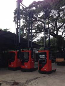 FULLY Import TOYOTA ELECTRIC LIFT TRUCK FORKLIFT