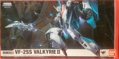 Bandai Hi-Metal R VF2-SS Valkyrie II with SAP