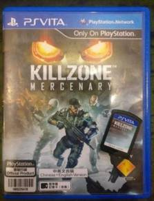 Killzone Mercenary PS Vita (Hot Game )