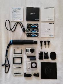 GoPro Hero 4 Silver Good Condition