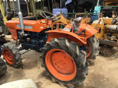 Recond & Imported KubotaL1500DT Tractor