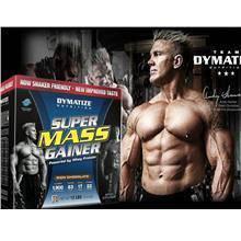 Dymatize Super Mass Gainer berat badan gym protein