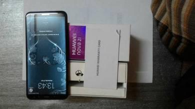 Huawei nova 2i (black) 4gb/64gb fullview display