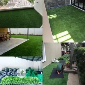 Premium Artificial Grass / Rumput Tiruan C-Shape 1