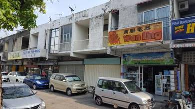 Double Storey Shop House Dato Keramat Georgetown
