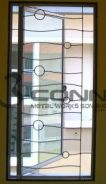 Window Grille Wrought Iron