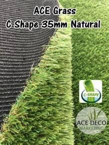 Artificial Grass / Rumput Tiruan C35mm Natural 11