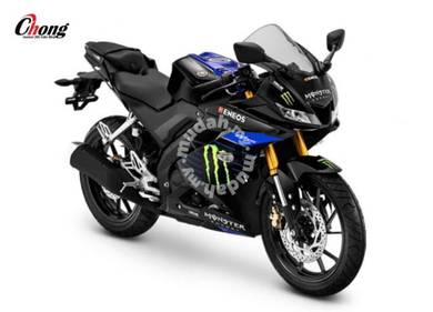 Yamaha r15 montser