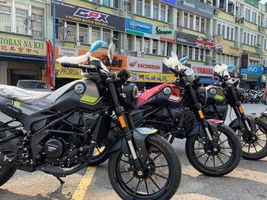 BENELLI Leoncino 250 (Must View) Wasap saja