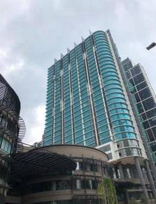 Mont Kiara 163 office space SOVO for rent with shopping mall