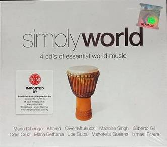 Simply World 4CD (Imported)