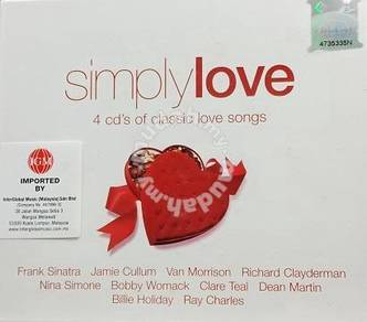 Simply Love 4CD (Imported)