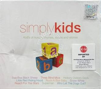 Simply Kids 4CD (Imported)