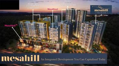Mesahill Serviced Apartment First Class Facilities Nilai New Design