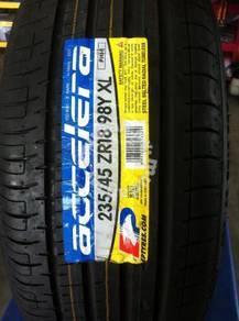 Tire accelera phi-r 235/45/18