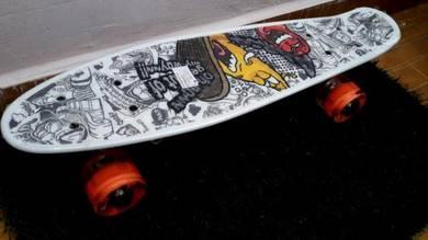 SkateBoard Kanak Kanak Free Shipping
