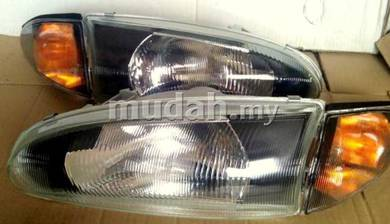 Proton Wira S.E Headlamp Head Lamp Lampu Depan