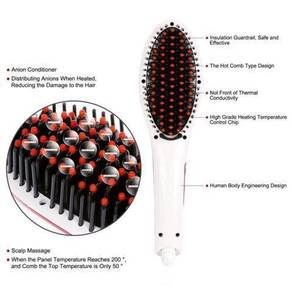 Hair care electronic auto hair straightener Iron