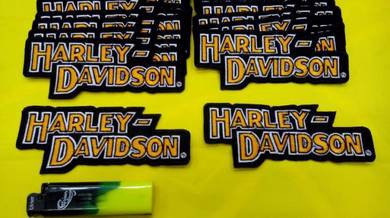 Patches harley davidson hd01