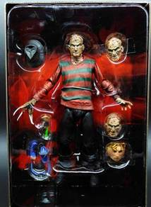 NECA Nightmare On Elm Street Freddy Krueger