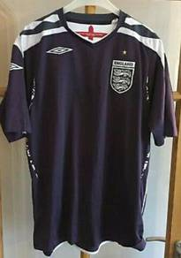 England Umbro Goalkeeper Kit World Cup Euro SS Ori