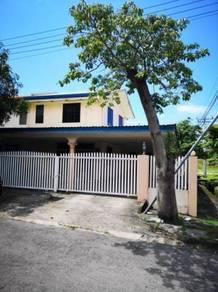 Corner Terrace House at Taman Seri Baru Menggatal