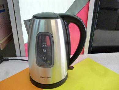 New Panasonic Stainless Steel Jug Kettle