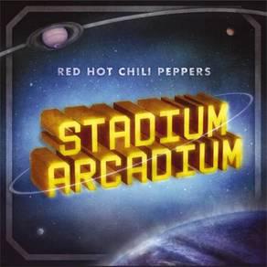 The Red Hot Chili Peppers Stadium Arcadium 4LP Box