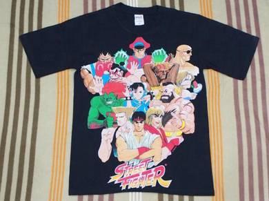 Street Fighter Capcom Line Up shirt - ajim bundle