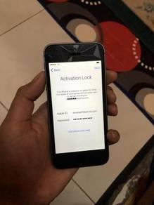 Iphone 5s 16gb Sparepart
