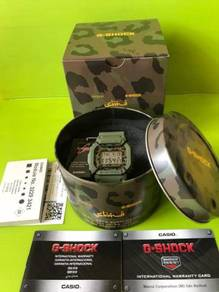 Casio G-Shock DW-5600SBTG-3DR Sabotage