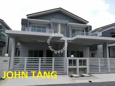 Raintree Park SEMI-D Gate Guard | Simpang Ampat | Near Pearl Residence
